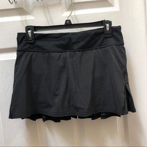 Lululemon Back Pacesetter Skirt Skort
